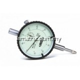 INSIZE 2308-10A DIAL INDICATOR WITH LUG BACK MOUNTING 10MMX0.01MM