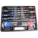 King Toyo KT-FL3215-11 25 PCS Screwdriver Set
