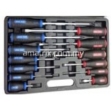 King Toyo KT-FL3215-9 13 PCS Screwdriver Set
