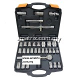 King Toyo KTBS-32  32PCS Box Socket Set