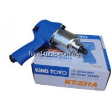 King Toyo KT-231A Extra Duty 1/2' Air Impact Wrench