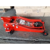 3.5 Ton Low Profile Floor Jack  Double Pump SP36304