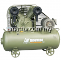 Swan SVU-220 20HP Air Cooled Piston Compressor