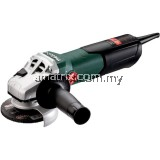 "Metabo W9-100 Angle Grinder 4""  900W 10500rpm"