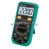 3-1/2 Compact Digital Multimeter(MT-1705)