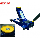 "EzyLif G25DQ 3 Ton 3"" Super Low Profile Trolley Services Jack"
