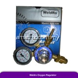 WELDRO WR320 NITROGEN REGULATOR