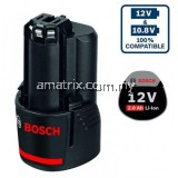 BOSCH GBA12V2.0AH BATTERY PACK 1600A00F6X