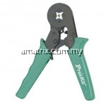 PROSKIT CP-462G Wire Ferrule Crimp Tool-Square Crimp