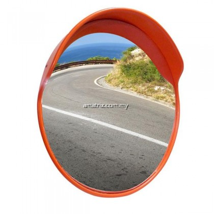 "32""/800MM POLY-CARBONATE OUTDOOR CONVEX MIRROR OCM-800"