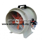 "MVS-AV300 12"" Portable EX Explosion Proof Pneumatic Air Ventilator"