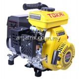 Tokai EC1200CXi Generator Single cylinder, 4 stroke, forced air cooling and side air valve