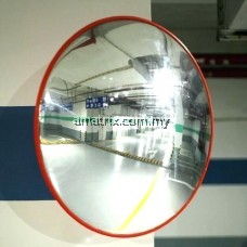 "18""/450MM POLY-CARBONATE INDOOR CONVEX MIRROR ICM-450"