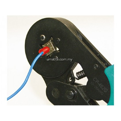 PROSKIT CP-462G Wire Ferrule Crimp Tool-Square Crimp