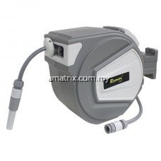 """38-NW201 1/2"""" X 20M PORTABLE WATER HOSE REEL (AUTO RETRACTABLE)Include PVC Hose"""
