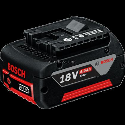 BOSCH GBA18V6.0AH M-C (SLIDE RED PACK) BATTERY PACK 1600A008AE