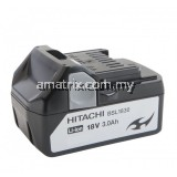 HITACHI BSL1830 BATTERIES 18V