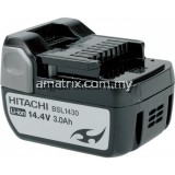 HITACHI BSL1430 BATTERIES 14.4V