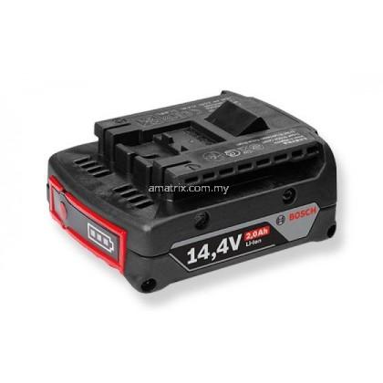 BOSCH GBA14.4V2.0AH M-C (SLIDE RED PACK) BATTERY PACK 1600A001C5