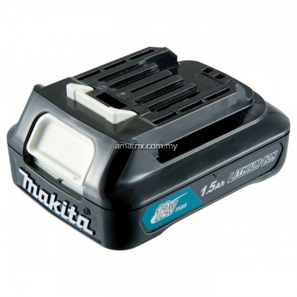 MAKITA BL1016 LITHIUM ION SINGLE BATTERY