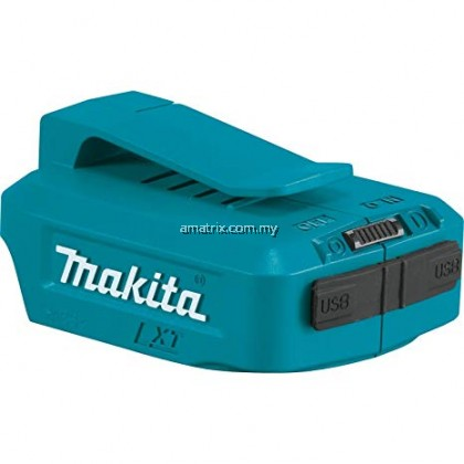 MAKITA ADP05 ADAPTER FOR USB 18V (C/W 2PORT)