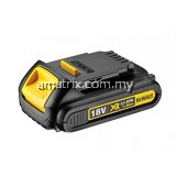 DEWALT DCB185-XJ LI-ION BATTERY18V, 1.3AH