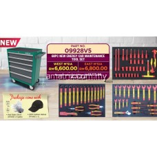 Sata 09928V5 68PC New Energy Car Maintenance Tool Set