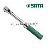 "SATA 96212 3/8"" Dr Mechanical Torque Wrench Sata 5-25Nm"