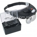 OXD3162560K LED HEAD LOUPE LHL435
