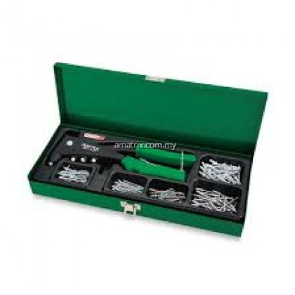 Toptul GAAD0103 151pcs PRO-Series Hand Riveter Set