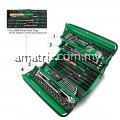 Toptul GCAZ111A 111pcs Tool Chest Set