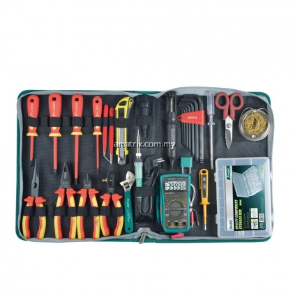 Pro'sKit PK-2807B 1000V Insulated Tool Kit