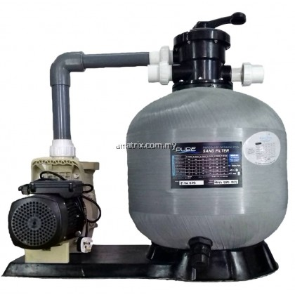IPURE iP-TM650 Swimming Pool Sand Filter 650MM Recycle Sand Filter