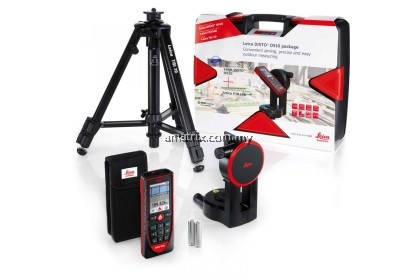 leica disto d510 laser distance meter package(pro-kit)