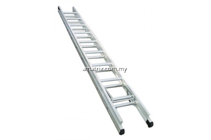 Everlas ED12DR Heavy Duty Double Extension Ladder 22 Steps 5998MM (19.68')