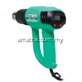 HEAT GUN WITH LCD DISPLAY AC 220V-240V 50Hz(SS-621B)