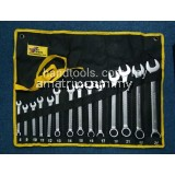 14 PCS COMBINATION WRENCH SET (8-24MM)