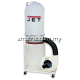 DC-1100A DUST COLLECTOR WITH FILTER BAG 200 LITER 19000W 400V (Filter 30 micron)