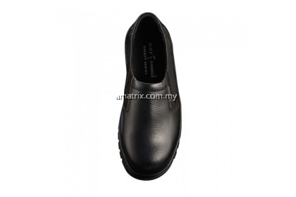 BLACK HAMMER BH2335 Low cut Slip on Safety Shoes