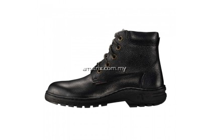 BLACK HAMMER BH2332 Mid cut Lace up Safety Shoes BH2332