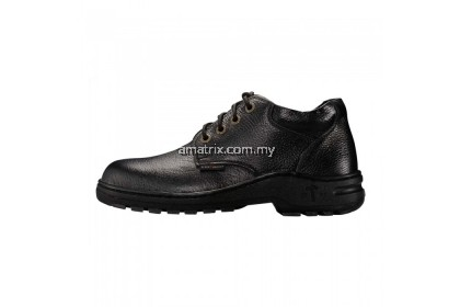 BLACK HAMMER BH2336 Ankle Cut Lace up Safety Shoes