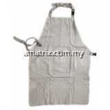 WPG-218GR/YLW Leather Protective Apron