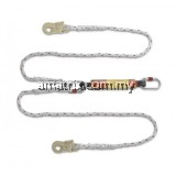 PG141067-PH Polyamide Twin Lanyard with E/Absorber