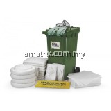 SK683838 240L Dispenser Cart Spill Kit