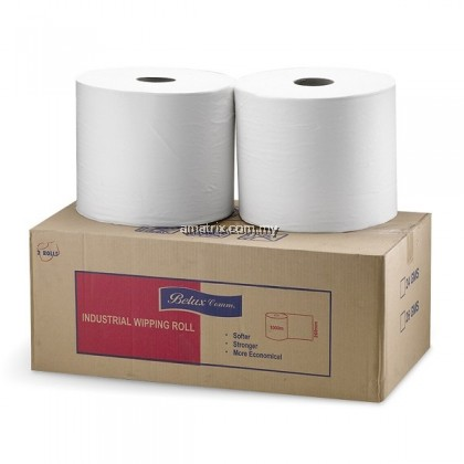 JRT1000 Tissue Roll Wipers