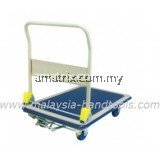 PRESTAR NB-S101 150kg Hand Truck with Stopper (Foldable Handle)740X480MM
