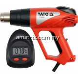 2000w DIGITAL HOT AIR GUN WITH ACCESSORIES