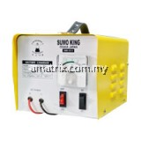 SMK-1210A  12v Automotive  Battery Charger-Auto Cut Charging Rate (A) 10A