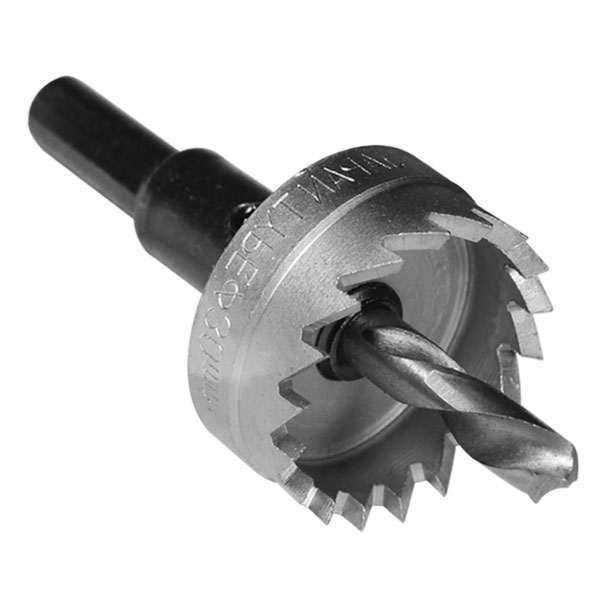 16mm Hss Hole Saw For Drill Operation On Stainless Steel
